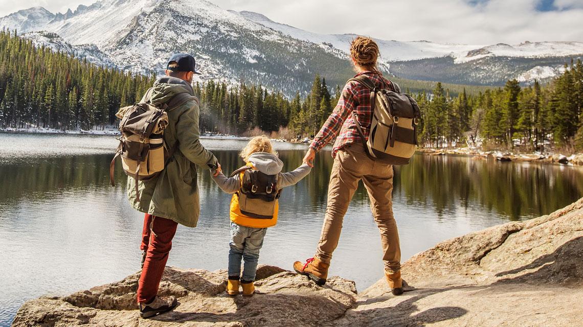 L'écotourisme la tendance des vacances en famille